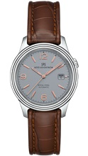 Sjöö Sandström Royal Steel Classic 41 mm 009147