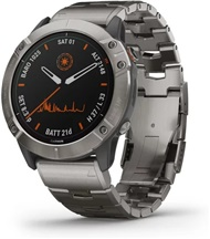 Garmin Fenix Pro 6 X Solar-version 010-02157-24