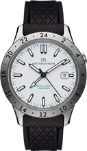 Sjöö Sandström Royal Steel Worldtimer 020135