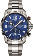 Certina DS Podium Chrono 1/100 sec C001.647.44.047.00
