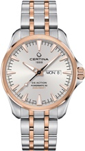 Certina DS Action Big Date Automatic  C032.430.22.031.00