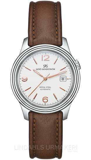 Sjöö Sandström Royal Steel Classic 41 mm 008874