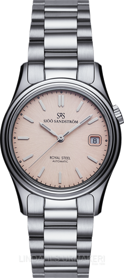 Sjöö Sandström Royal Steel Classic 36 mm 020203
