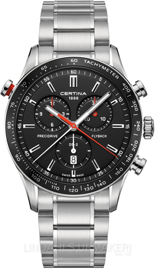 Certina DS 2 Chrono Flyback C024.618.11.051.01