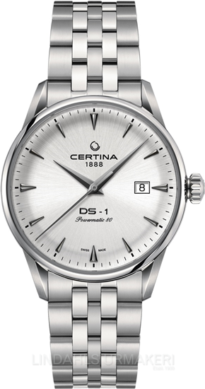 Certina DS 1 Powermatic 80 C029.807.11.031.00