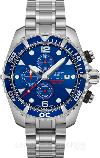 Certina DS Action Diver Automatic C032.427.11.041.00