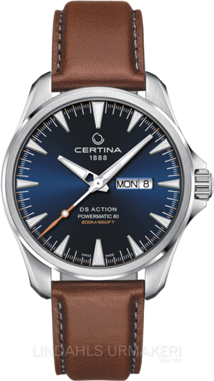 Certina DS Action Big Date Automatic  C032.430.16.041.00