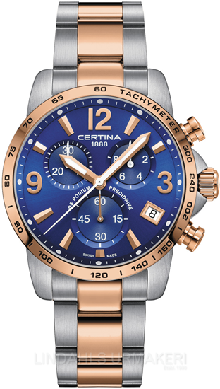 Certina DS Podium Chrono Precidrive C034.417.22.047.00