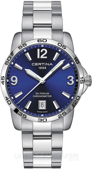 Certina DS Podium 40 mm C034.451.11.047.00