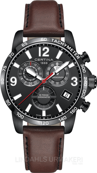 Certina DS Podium Chrono GMT C034.654.36.057.00