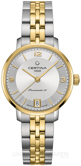 Certina DS Caimano Lady Automat C035.207.22.037.02
