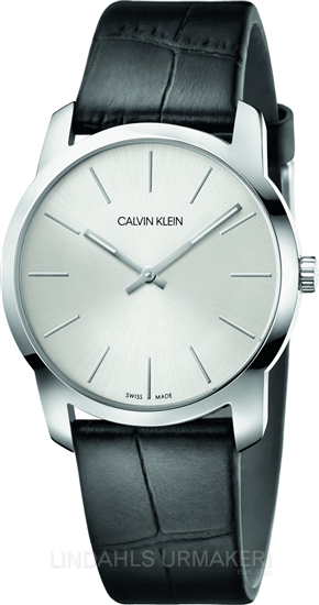 Calvin Klein City 37 mm K2G221C6